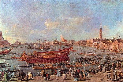 Venice exhibitions - Francesco Guardi