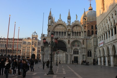 What to do in Venice - Visit St. Mark Square