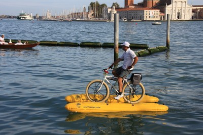 Things to do in Venice - cycling
