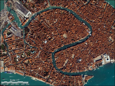 Esoteric Venice - the Great Dragon